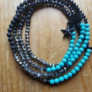 Marlyn Schiff Convertible Wrap Bracelet
